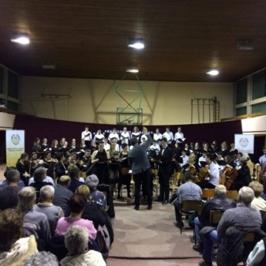 Gostovanje orkestra i hora srednje Muzičke škole u Staroj Moravici