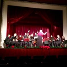 Gostovanje tamburaškog orkestra u Čoki 2