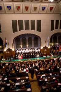 Novogodišnji koncert simfonijskog orkestra i hora Muzičke škole Subotica 1