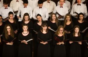 Novogodišnji koncert simfonijskog orkestra i hora Muzičke škole Subotica 2