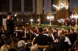 Novogodišnji koncert simfonijskog orkestra i hora Muzičke škole Subotica 3