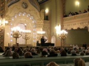 Subotička Sinagoga koncert Jovana Kolundžije 2