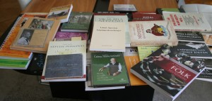 Az új könyvek